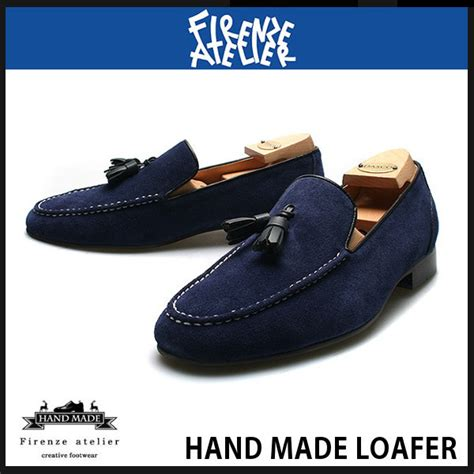 atelier loafers made florence atelier tassel loafers buyma