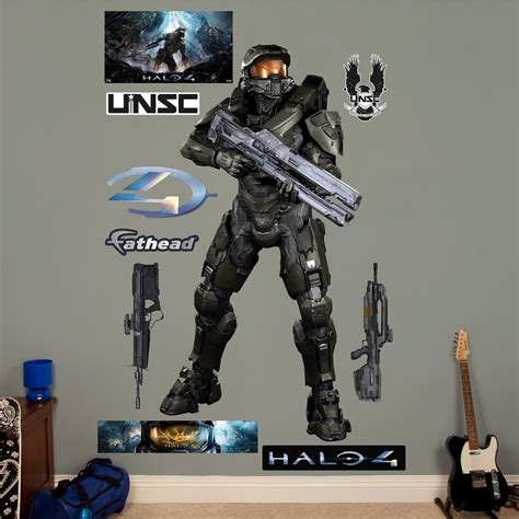 halo wall stickers halo birthday theme ideas and supplies birthday buzzin
