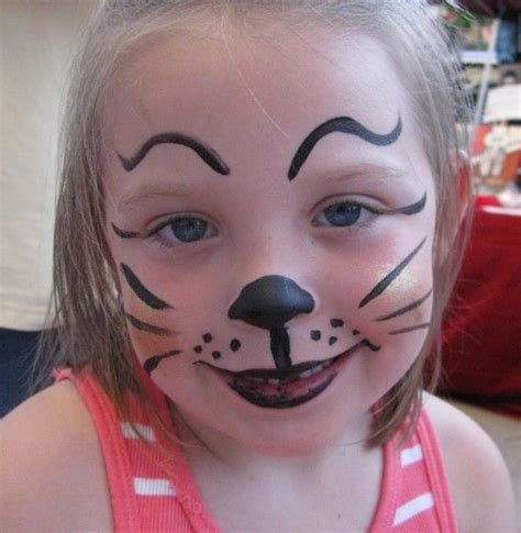 basic cat painting designs cat painting for children designs tips and