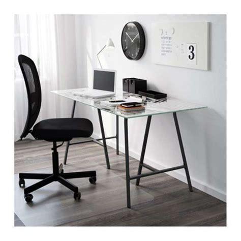 scrivania vetro ikea ikea scrivania vetro id 233 es de design d int 233 rieur