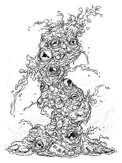 The DOODLES, DESIGNS, and aRT of CHRISTOPHER BURDETT