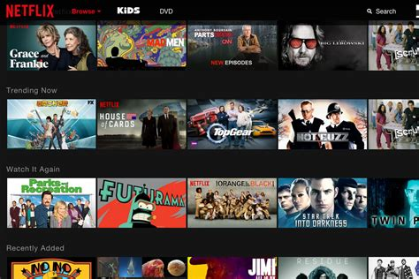 filme stream seiten bicycle thieves this netflix redesign ditches the spinning carousel and