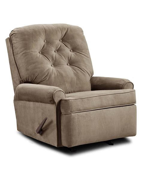 Recliners That Rock by Simmons Avon Rocker Recliner