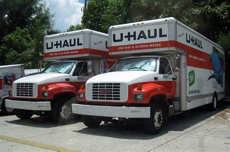 Trucker U u haul gmc rental truck flickr photo