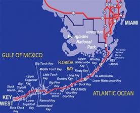 Florida Keys Map by Map Of Florida Keys Top Florida Keys Map For Key Largo To
