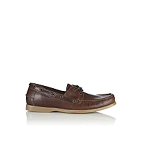 asda shoes leather boat shoes george at asda