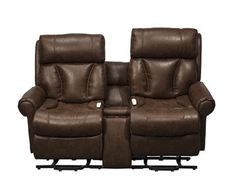 mega motion double power lift chair recliner loveseat 3