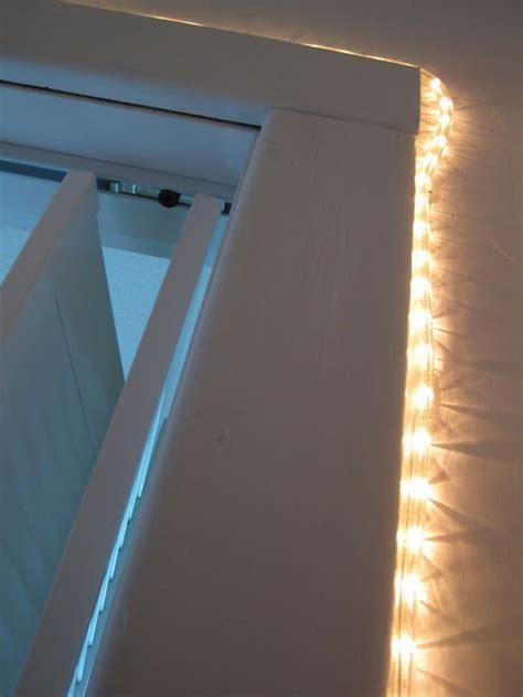 Diy Closet Lighting by 10 Best Ideas About Rope Lighting On Diy