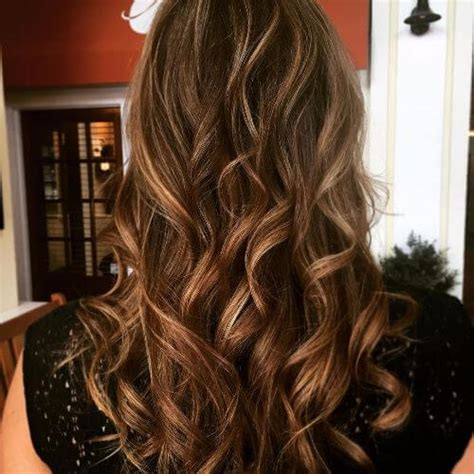 long hairstyles with brown hairnwith carmel highlights of 2015 100 caramel highlights ideas for all hair colors