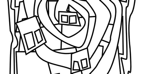 hundertwasser colouring book colouring 3791341138 hundertwasser coloring page sketch coloring page