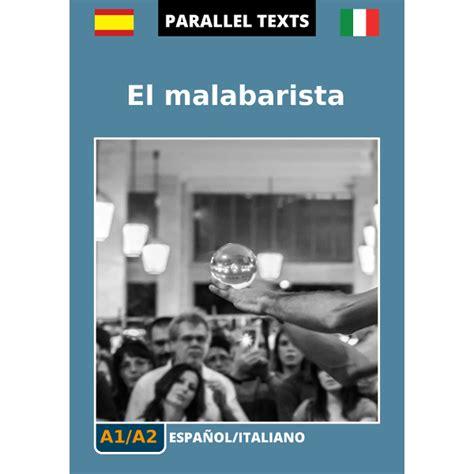 testi in spagnolo testi spagnolo italiano el malabarista