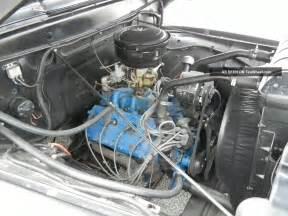 Ford Flathead V8 Identification 1953 Ford Truck F100 Flathead V8