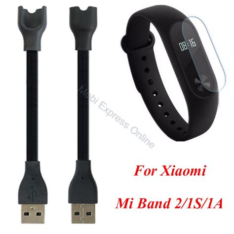 Travel Charger Xiaomi 2 1 Ere 2usb 1 Kabel Lu New for xiaomi mi band 2 1s 1a miband 2 miband2 usb charging charger cable smartband wristband