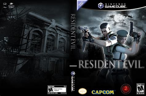 Home Design Games For Pc by Resident Evil Remake Gamecube Box Art Cover By Solid Romi