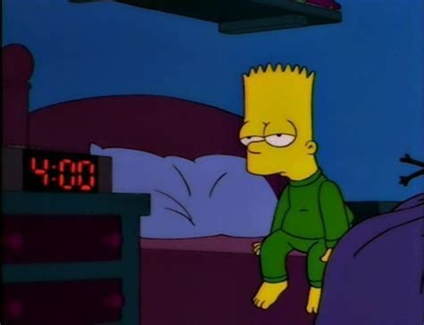 bart triste weird bart simpson tumblr