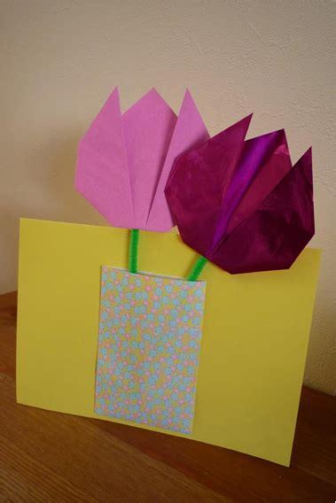 tutorial bunga kertas tulip tutorial bunga ros kertas crepe joy studio design