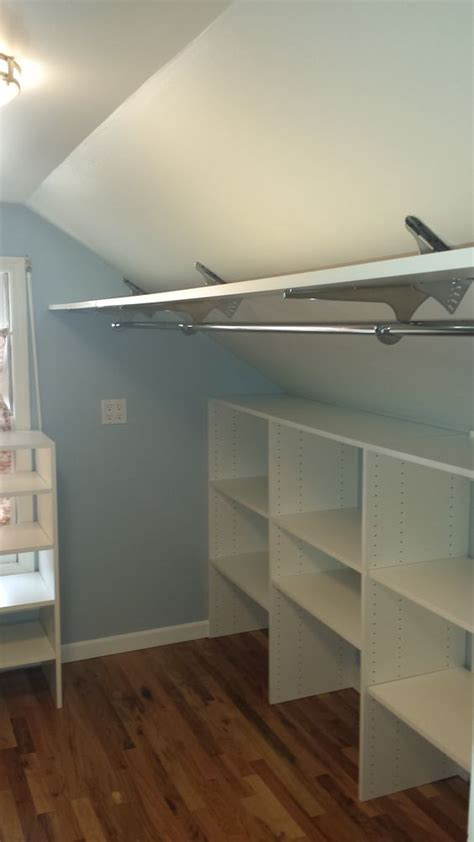 Attic Work Space 20 clever storage ideas for your attic hative