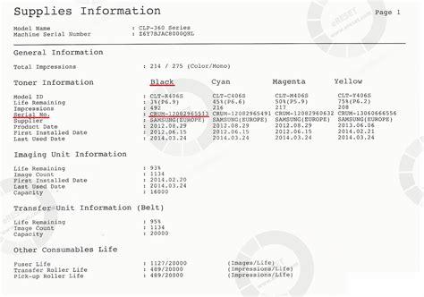 firmware reset clp 360 fix firmware reset clp 360 clp 365 clp 368 clp 365w