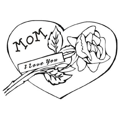coloring pages for your mom i love you mom coloring pages az coloring pages
