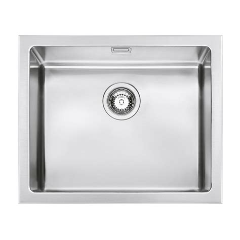 smeg kitchen sink smeg vqr50 mira kitchen sink single bowl brushed stainless