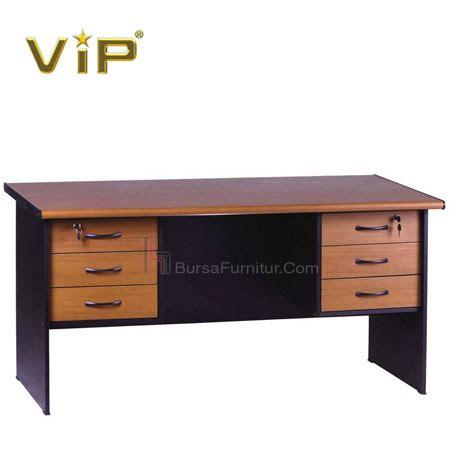 Meja Kantor Vip Mv 302 vip mv 302a meja 1 biro bursafurnitur toko office furnitur home furnitur