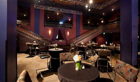 bullitt cabaret  seattle act theatre evenuescom