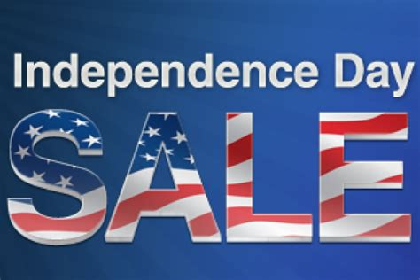 steals and deals independence day 4th of july sales