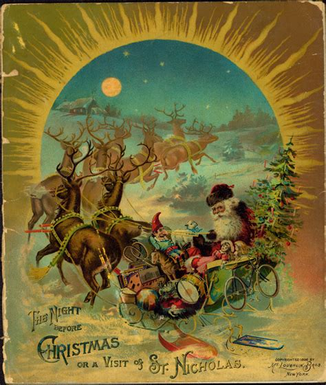 the night before christmas irving blake the night before christmas
