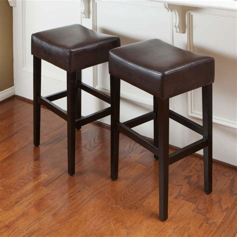 Leather Saddle Style Bar Stools by 52 Types Of Counter Bar Stools Buying Guide