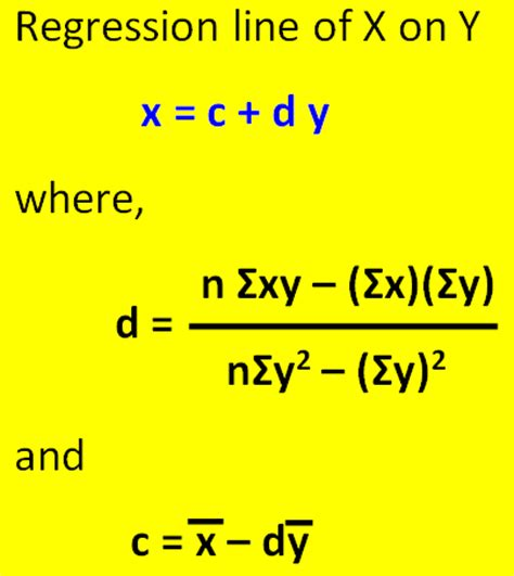 calculator regression online linear regression calculator