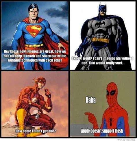 Meme Superhero - funny memes flash