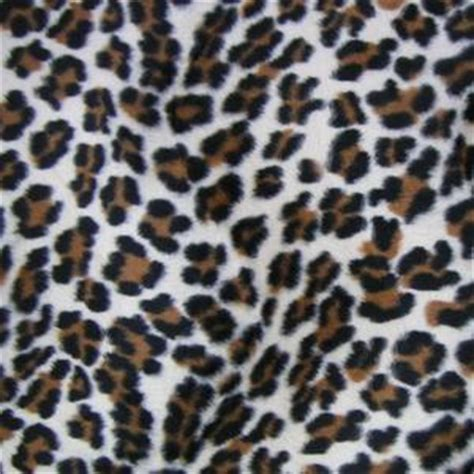light blue leopard print fabric leopard fur fabric