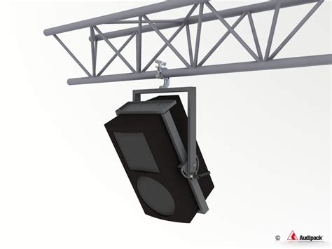 Mount Projector To Ceiling by Speaker Truss Mounts Audipack It S Great To Have Solutions