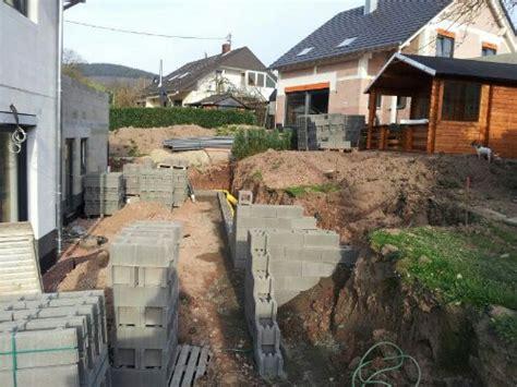 garten mauer projekt gartenmauer weidert1912 s