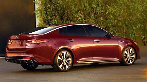 Kia Optima Designer 2015 Kia Optima Facelifted And Received New Interior Design