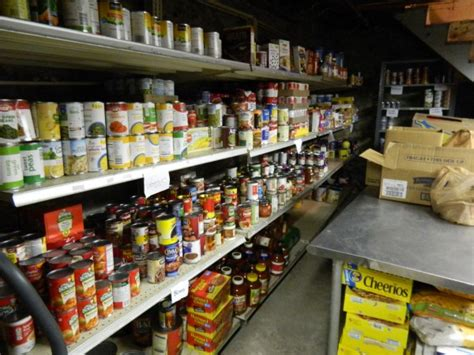 Food Pantry Maine by Community Comes Out In Restocks Bangor Area