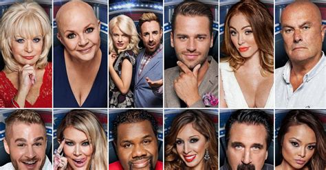 celebrity big brother 2016 contestants which stars are celebrity big brother line up revealed who s who as the