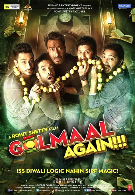 film 2017 golmaal again you have to check out these posters from golmaal again