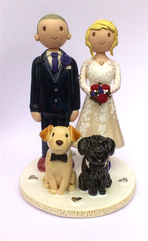 Handmade Cake Toppers Uk - wedding cake toppers gallery personalised cake topper