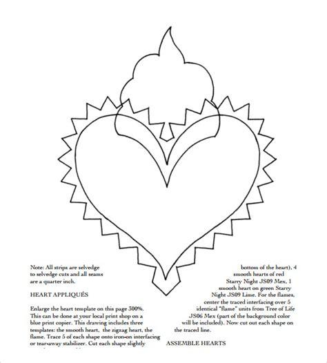 download heart pattern nisekoi heart templates download free documents in pdf word psd