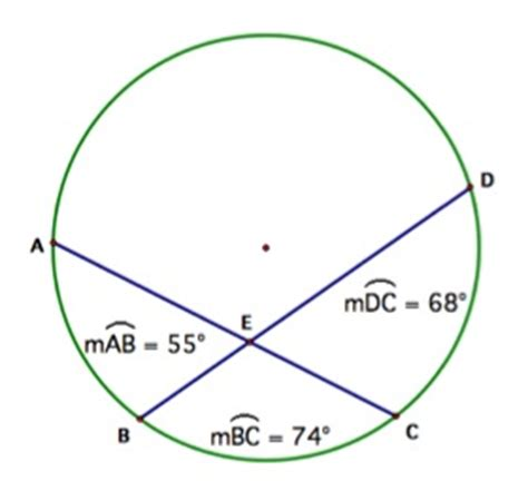 Interior Angles Of A Circle by Angles Day 3 Answers