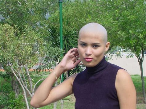 old lady headshave head shave bald women headshave clippercutstories