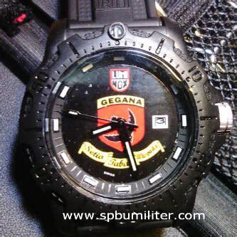 Jam Tangan Militer Luminox jam tangan luminox gegana spbu militer