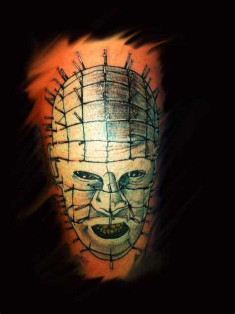 hellraiser tattoo hellraiser hellraiser horror tattoos