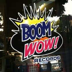 Records Portland Oregon Boom Wow Records Northeast Portland Portland Or Yelp