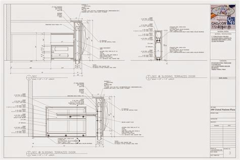Reception Desk Details Millwork Shop Drawings Millwork Shop Drawings Call Cad Con Design Llc 772 408 8175