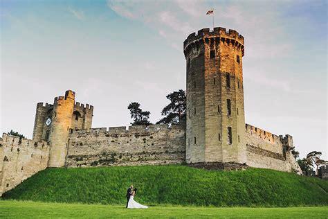 castle images weddings at warwick castle