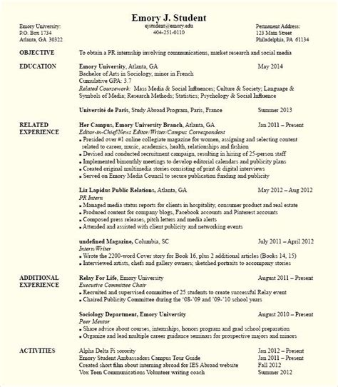 political science resume format 72 best career specific resumes images on resume tips and resume