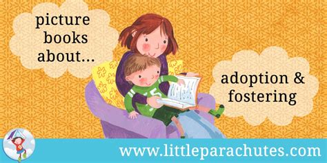 adoption picture books parachutes children s picture books about