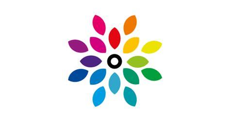 contoh desain grafis logo arti warna untuk desain grafis